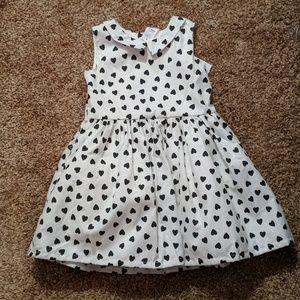 NWT Heart dress